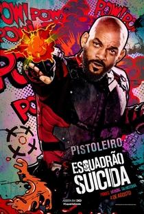 Esquadrão Suicida - Poster / Capa / Cartaz - Oficial 56