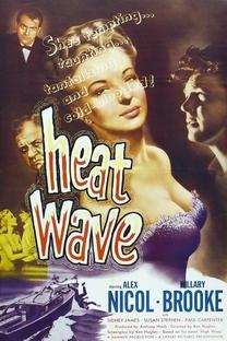 Heat Wave - Poster / Capa / Cartaz - Oficial 1