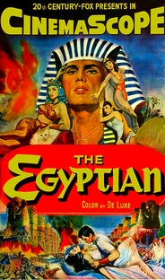 O Egípcio - Poster / Capa / Cartaz - Oficial 5