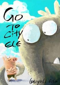 Go to City Ele - Poster / Capa / Cartaz - Oficial 2