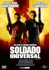 Soldado Universal - Poster / Capa / Cartaz - Oficial 10