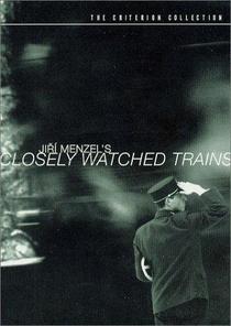 Trens Estreitamente Vigiados - Poster / Capa / Cartaz - Oficial 2
