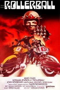 Rollerball - Os Gladiadores do Futuro - Poster / Capa / Cartaz - Oficial 1