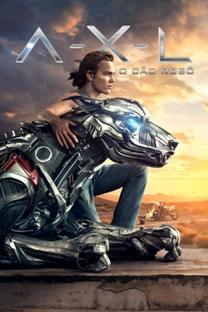 A.X.L.: O Cão Robô - Poster / Capa / Cartaz - Oficial 2