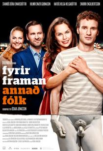 Fyrir framan annað fólk - Poster / Capa / Cartaz - Oficial 1