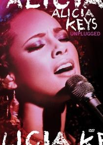Alicia Keys - MTV Unplugged - Poster / Capa / Cartaz - Oficial 1