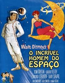 O Incrível Homem do Espaço - Poster / Capa / Cartaz - Oficial 1