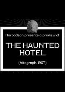 O Hotel Mal Assombrado - Poster / Capa / Cartaz - Oficial 1