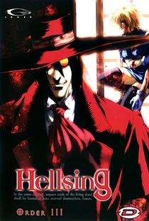 Hellsing - Poster / Capa / Cartaz - Oficial 21