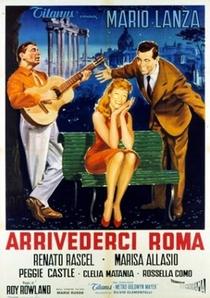 As Sete Colinas de Roma - Poster / Capa / Cartaz - Oficial 1