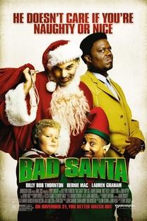 Papai Noel às Avessas - Poster / Capa / Cartaz - Oficial 2