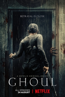 Ghoul - Trama Demoníaca - Poster / Capa / Cartaz - Oficial 1