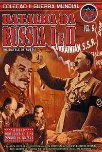 Batalha da Rússia - Poster / Capa / Cartaz - Oficial 5