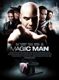 Magic Man - Poster / Capa / Cartaz - Oficial 1