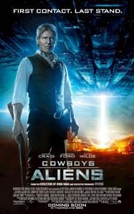 Cowboys & Aliens - Poster / Capa / Cartaz - Oficial 8