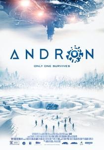 Andron: Labirinto Negro - Poster / Capa / Cartaz - Oficial 1