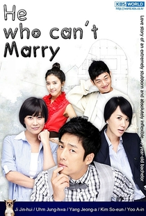 The Man Who Can't Get Married - Poster / Capa / Cartaz - Oficial 1