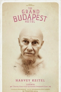 O Grande Hotel Budapeste - Poster / Capa / Cartaz - Oficial 24