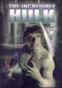O Incrível Hulk (4ª Temporada) - Poster / Capa / Cartaz - Oficial 1