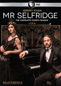 Mr. Selfridge (4ª Temporada) - Poster / Capa / Cartaz - Oficial 1