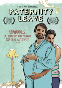 Paternity Leave - Poster / Capa / Cartaz - Oficial 1