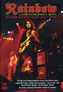 Rainbow - Live In Munich 1977 - Poster / Capa / Cartaz - Oficial 1