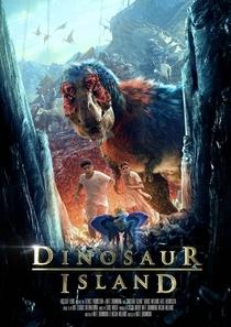 A Ilha dos Dinossauros - Poster / Capa / Cartaz - Oficial 4