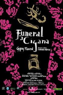 Funeral à Cigana - Poster / Capa / Cartaz - Oficial 1
