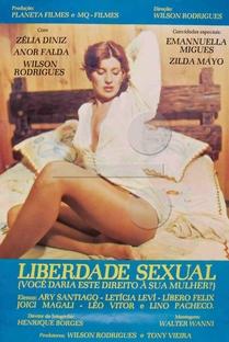 Liberdade Sexual - Poster / Capa / Cartaz - Oficial 1