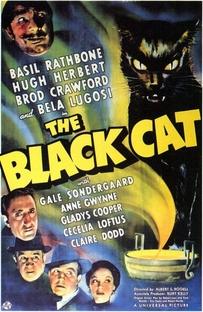 O Gato Negro - Poster / Capa / Cartaz - Oficial 1