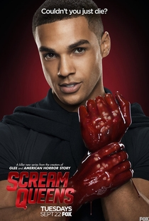 Scream Queens (1ª Temporada) - Poster / Capa / Cartaz - Oficial 20