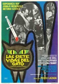 Las Siete Vidas del Gato  - Poster / Capa / Cartaz - Oficial 1
