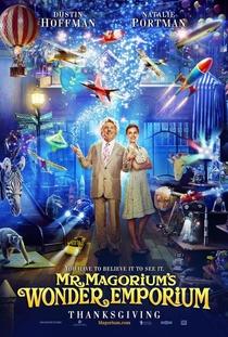 A Loja Mágica de Brinquedos - Poster / Capa / Cartaz - Oficial 3