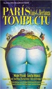 Paris Timbuktu - Poster / Capa / Cartaz - Oficial 1