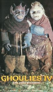 Ghoulies IV - Eles Estão Próximos! - Poster / Capa / Cartaz - Oficial 3