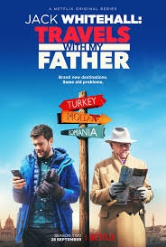 Jack Whitehall: Travels with My Father (2ª Temporada) - Poster / Capa / Cartaz - Oficial 1