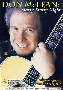 Don McLean: Starry, Starry Night - Poster / Capa / Cartaz - Oficial 1