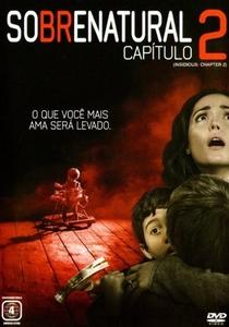 Sobrenatural: Capítulo 2 - Poster / Capa / Cartaz - Oficial 12