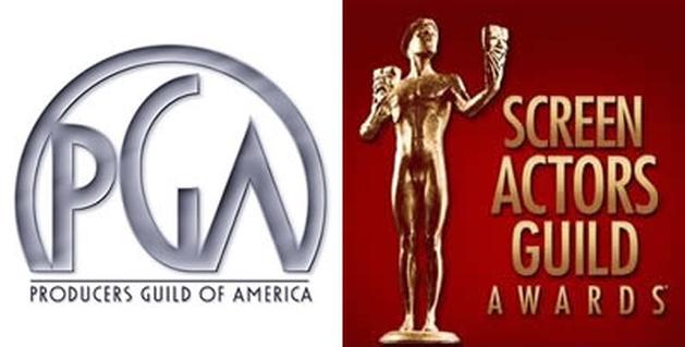 Notícia: Sai os premiados da SAG Awards e PGA