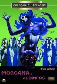 Morgana e as Ninfas - Poster / Capa / Cartaz - Oficial 1
