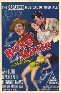 Rose Marie  - Poster / Capa / Cartaz - Oficial 4
