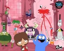 A Mansão Foster para Amigos Imaginários (1ª temporada) - Poster / Capa / Cartaz - Oficial 3