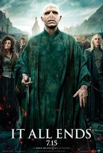 Harry Potter e as Relíquias da Morte - Parte 2 - Poster / Capa / Cartaz - Oficial 4