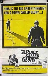 Duelo em Glory City - Poster / Capa / Cartaz - Oficial 1