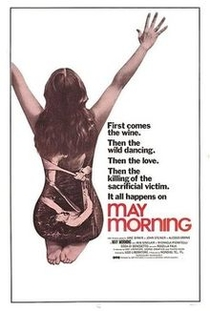 May Morning - Poster / Capa / Cartaz - Oficial 3
