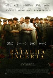 Batalha Incerta - Poster / Capa / Cartaz - Oficial 5