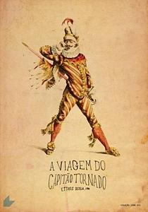 A Viagem do Capitão Tornado - Poster / Capa / Cartaz - Oficial 1