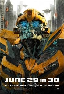 Transformers: O Lado Oculto da Lua - Poster / Capa / Cartaz - Oficial 6