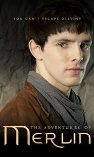 As Aventuras de Merlin (4ª Temporada) - Poster / Capa / Cartaz - Oficial 2