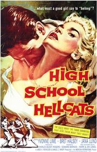 High School Hellcats - Poster / Capa / Cartaz - Oficial 1